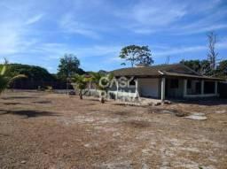Casa com 3 dormitórios à venda, terreno 1590 m², esquina, 185 m² por R$ 530.000 - Precabur