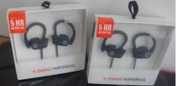 Fone sem fio X ZHang Wireless