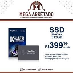 SSD 512GB Kingdian