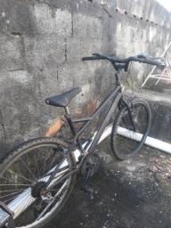 bicicleta Caloi.