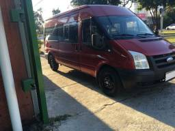 Ford Transit 2009  ACEITO TROCA