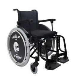 Cadeira de rodas Ágile Acento 44x40x40