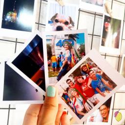 18 fotos Polaroids
