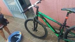 Bike aro 29, valor 1200 reais