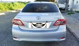 Toyota Corolla 2012 XLI completão