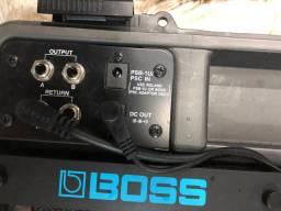 Boss BCB60 + pedais