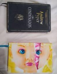 2 livros de suspense