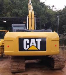 Vendo escavadeira hidráulica Caterpillar 320 D2I
