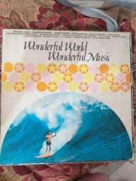 Box (Caixa) (Vinil) - Wonderful World - Wonderful Music (Por favor ler todo anúncio)