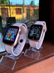 Promoção Smartwatch IWO X7 Faz Ligações + Brinde