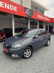 Renault Logan 1.6 Dynamic Completo 2014