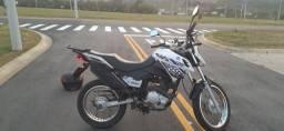 Moto Yamaha Crosser