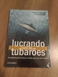 Livro Lucrando com os tubarões