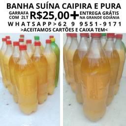 R$25,00 Banha Suína Caipira e Pura (gordura de porco)