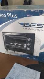 Vendo forno elétrico novo