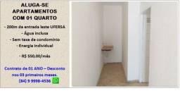 Aluga-se apartamentos próximo a Ufersa - Costa e Silva Mossoró