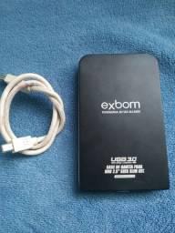 HD externo 500GB USB 3.0