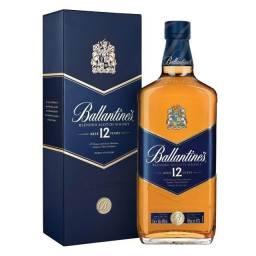 Whisky - Ballantine's - 12 Anos - 1 Litro - Com Caixa