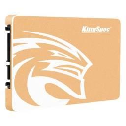 "Black Friday - SSD 2.5"" SATA3 480GB/960GB KingSpec (novo)"
