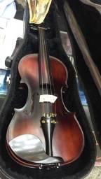 Violino feito a mão violino nhureson instrumento musical