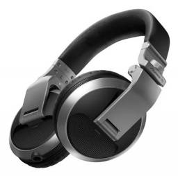 Fone De Ouvido Pioneer Hdj-x5 Para Dj<br><br>(Apenas troca por celular/tablet)