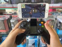 Controle Bluetooth P/ jogos-(Loja Anjo da Guarda e Cohab)