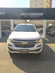 GM Chevrolet S10 LTZ 2017/2018 Aut. Diesel 4x4 Branca