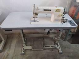 Máquina de Costura Reta Industrial Lanmax