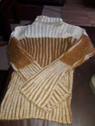 Blusa de frio tamanho único