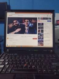 Notebook Lenovo thinkpad funcionando