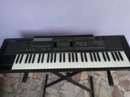 Vendo teclado Roland com supor