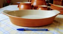 Jogo cerâmica para feijoada (5 peças)