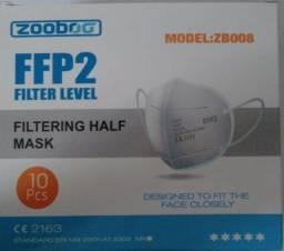 Mascara Kn95 PFF2 5Camadas Caixa C/10