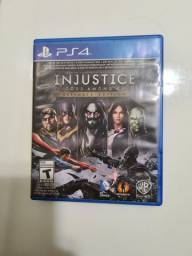 Jogo Injustice Gods Among Us PS4 SOMENTE VENDA