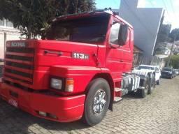 Caminhão Scania 113 ano 1992 6x2
