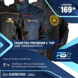 Jaquetas personalizadas a partir de 169,00