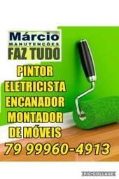 MÁRCIO MANUTENÇÕES PINTURA RESIDÊNCIAL