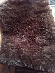 Carpete felpudo 1 semana de uso