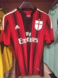 Camisa rara do Milan - temporada 14/15