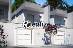 CA00180 Excelente Casa Duplex em Construção 2 quartos sendo 2 suítes em Guarapari-ES
