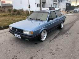 VW VOYAGE GL 1991 TURBO