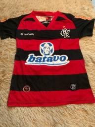 Camisa infantil do Flamengo