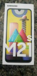 Samsung m21s zerado