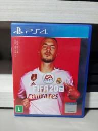 Jogo Fifa 20 PS4 / Play 4