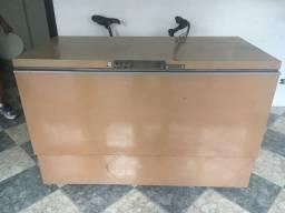 Freezer Horizontal 1 porta Consul, aceito troca por geladeira