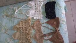 Roupas (lote de 20 peças feminina usadas)