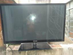 """tv smart 43""""samsung (somente para retirar peças)"""