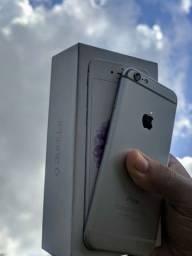iPhone 6 cinza espacial 64gb
