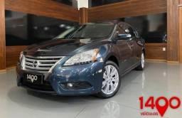 Nissan Sentra 2.0 SL Flex Automático C/TETO 2013/14 R$ 56.990,00