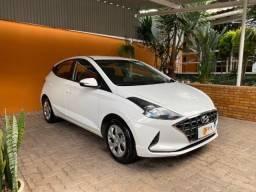 Hyundai HB20 1.6 Vision Hatch Automático 2020 com apenas 8.000 Km, igual zero!